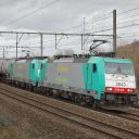 Freight train, NMBS Logistics