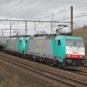 Freight train, NMBS Logistics