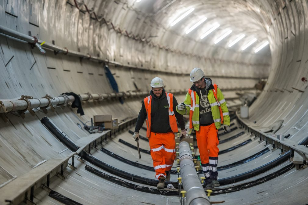 Apartments Crossrail project