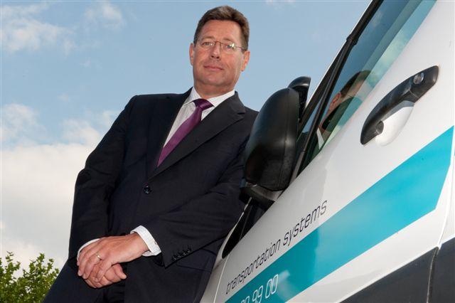 Jean-Philippe de Rek, directeur Thales Transportation Systems