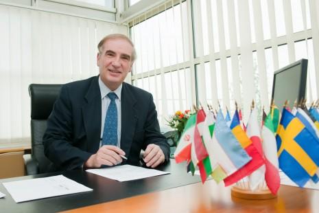 Jean Pierre Loubinoux, general manager UIC