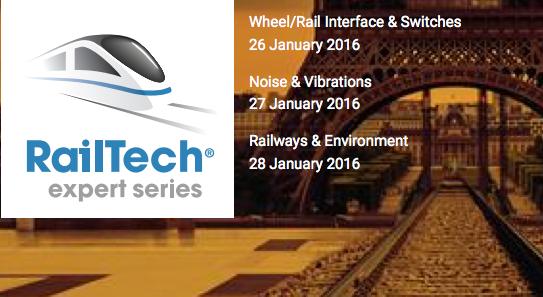 Rail Technology Conferences Paris