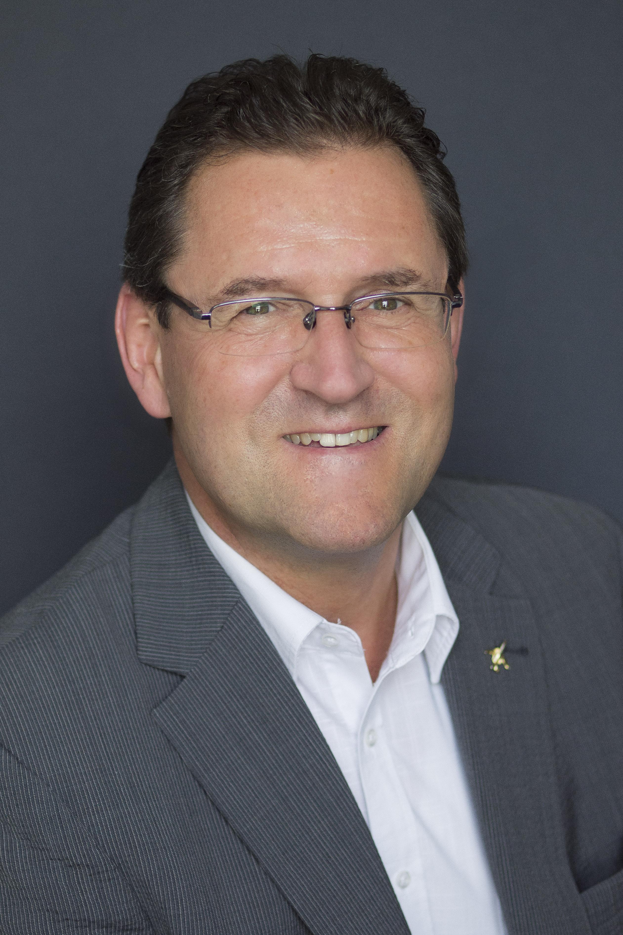 Richard Schneider, Vice President R&D - Bombardier Transportation