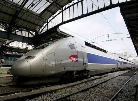 TGV, high speed train, SNCF