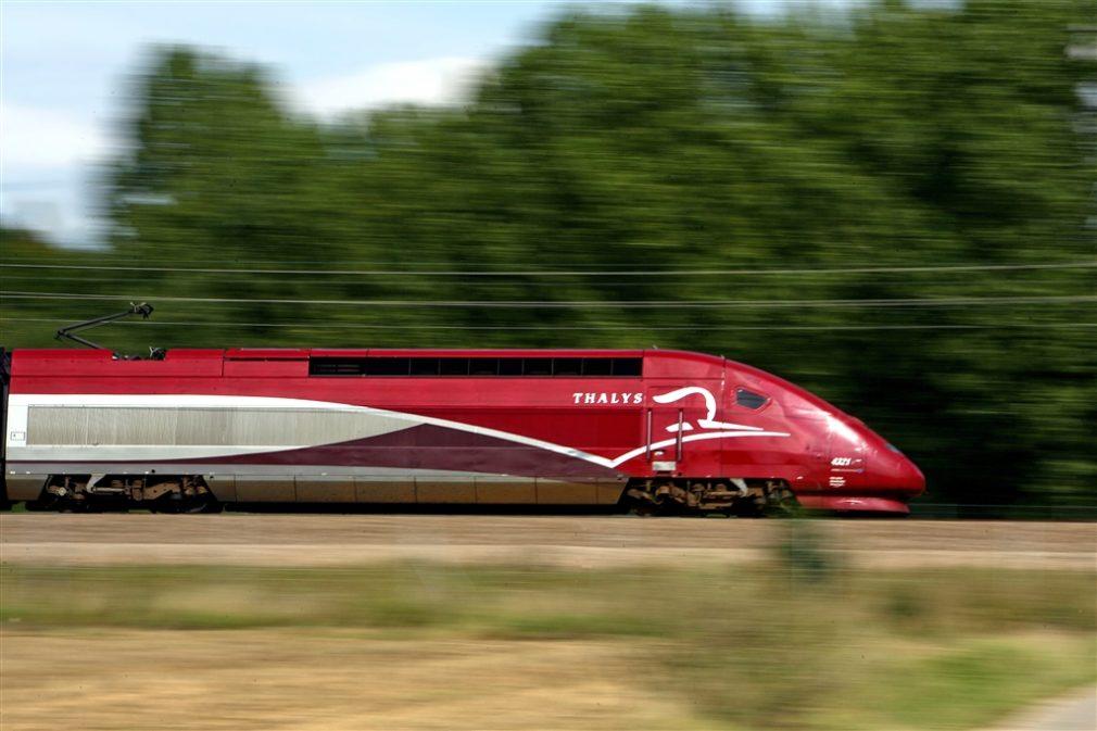 Thalys, high speed train