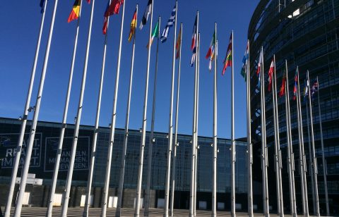 Europees Parlement Strasbourg