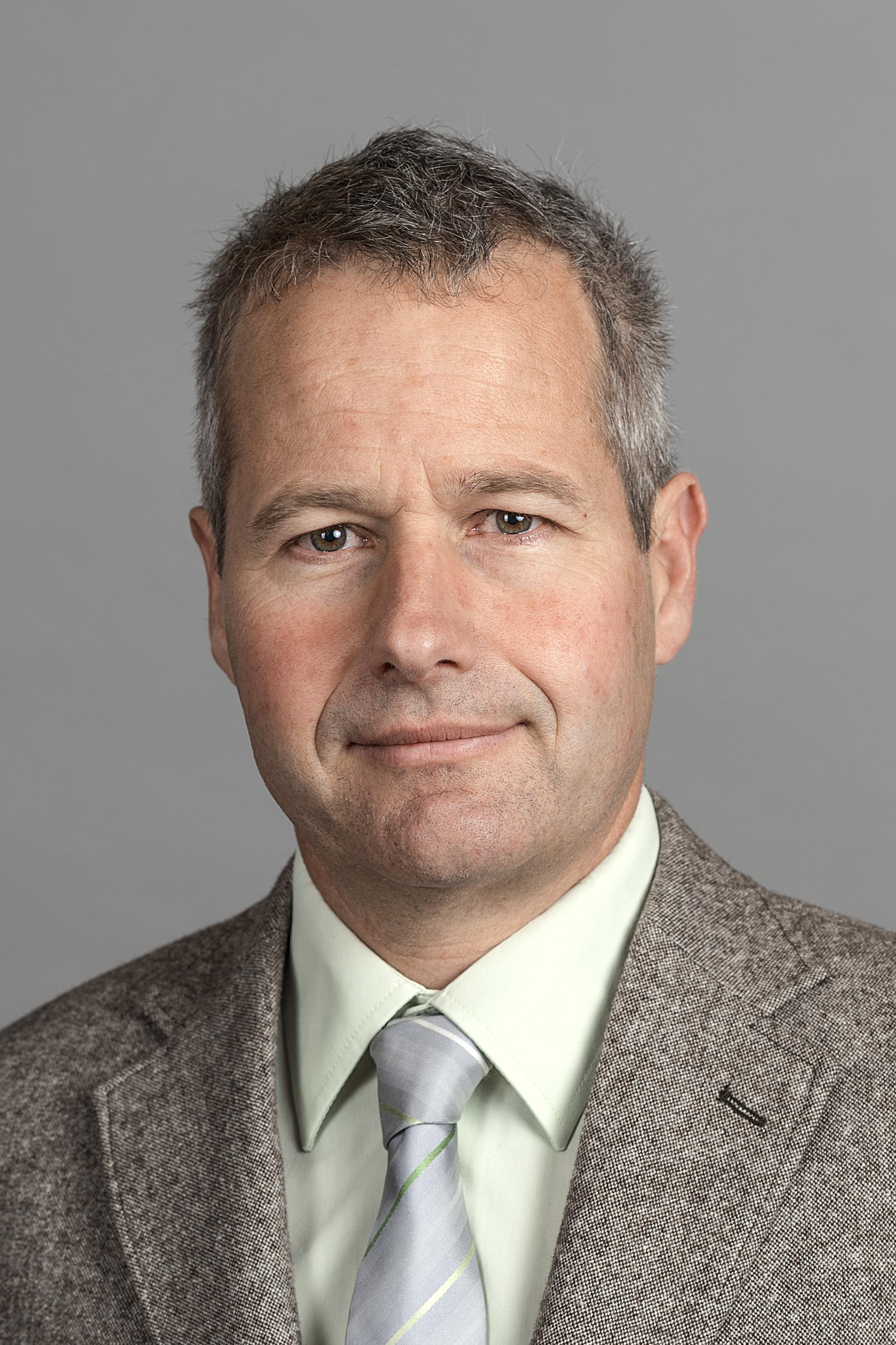 Stefan Sommer, Head of Track - SBB
