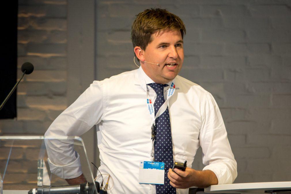 Thomas Steffens van Boston Consulting Group