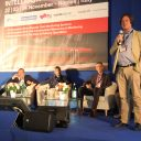Andreas Schöbel, Vienna University of Technology Institute of Transportation, Intelligent Rail Summit Napels