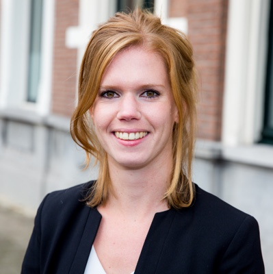 Nadine Kieboom - Editor