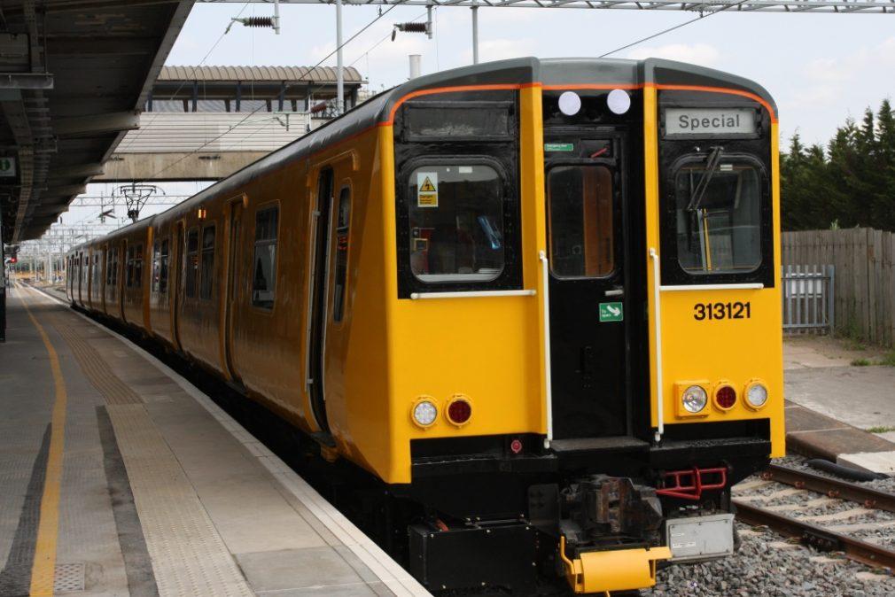 Class 313 ETCS baseline 3 Network Rail