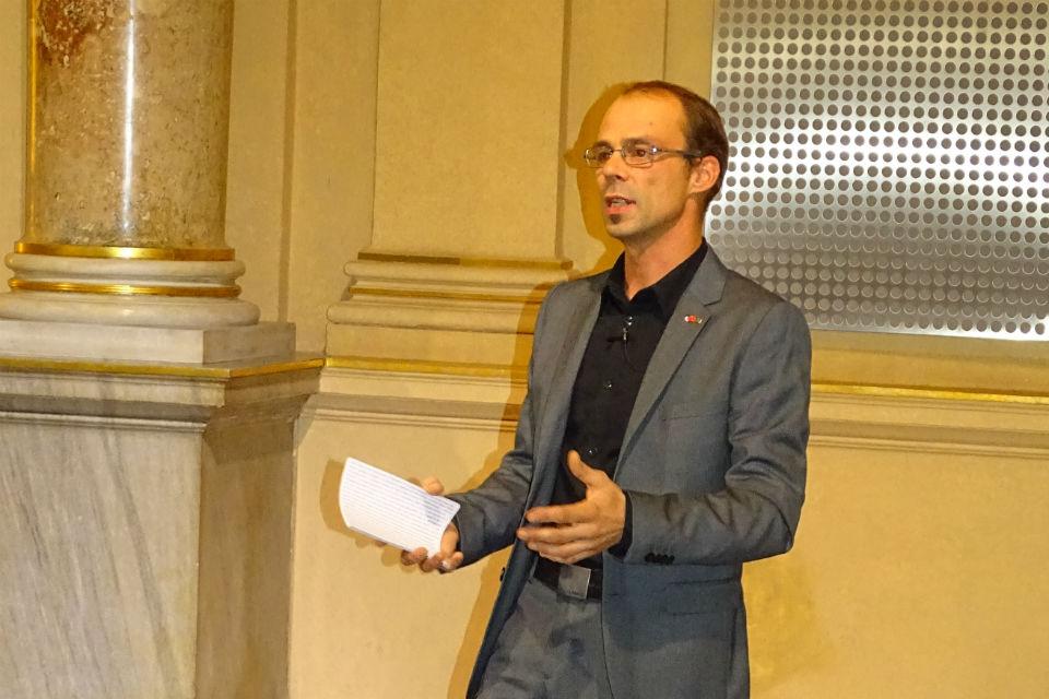 Stefan Marschnig TU Graz
