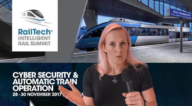 Intelligent Rail Summit 2017 video Marieke van Gompel