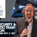 Professor Rob Goverde video Intelligent Rail Summit 2017