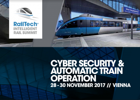 Intelligent Rail Summit 2017