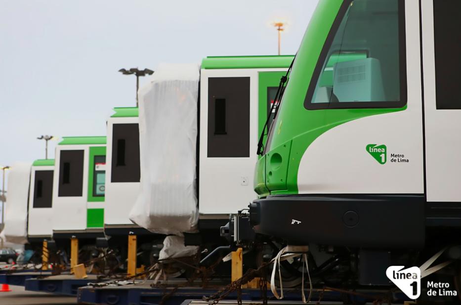 Image: Linea 1 Metro de Lima