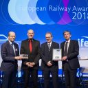 European Railway Award 2018 Gotthard Tunnel