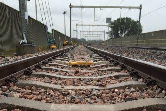 Alstrom train protection system on Zevenaarlijn