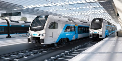 Stadler trains