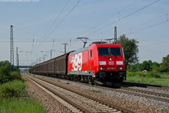 DB Schenker freight train Germany