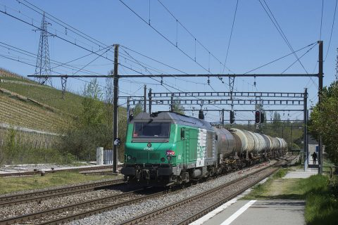 SNCF freight train. Source: WikiCommons