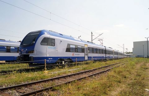 Stadler, Flirt 3, Polish railways PKP