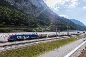 Hupac freight train. Source: Hupac