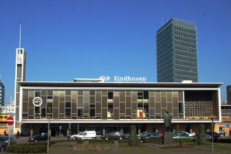 Eindhoven station, Netherlands
