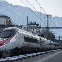 Alstom Avelia Pendolino high-speed train