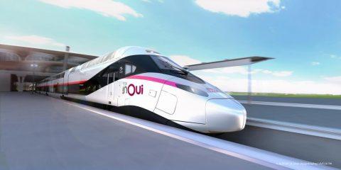Alstom Avelia Horizon TGV Copyright Alstom Design & Styling