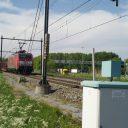 WILD, sensor, freight train