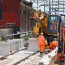 Southall Z Units track maintenance
