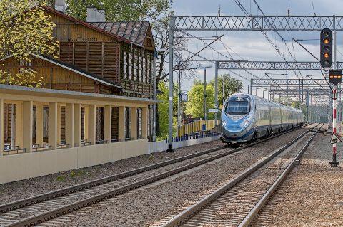 Alstom Pendolino PKP