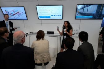 Presentatie SNCF Fret, Shift2Rail op InnoTrans 2018