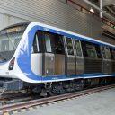 Bucarest CAF metro