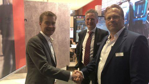 Strukton signs partnerships at InnoTrans