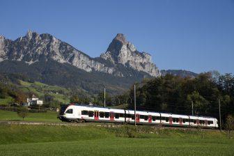 SBB train © SBB CFF FFS