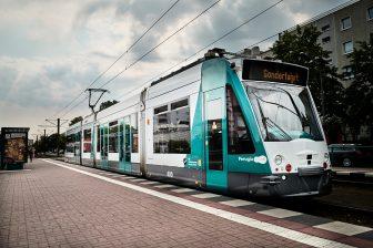 Siemens Mobility presents world's first autonomous tram