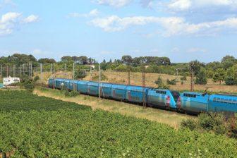 Ouigo TGV from SNCF. Source: Cramos