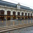 Bordeaux St Jean station. By Nils Öberg