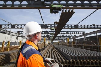 British Steel and Infrabel sign contract