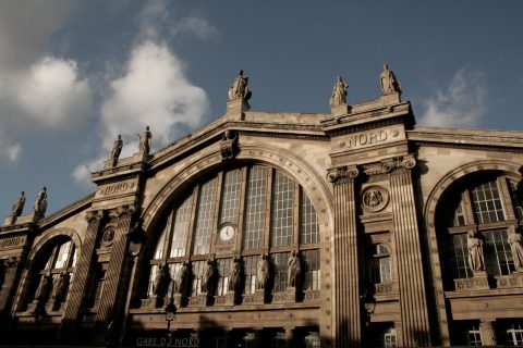 Gare du Nord, Paris. Source: Jan Ramroth