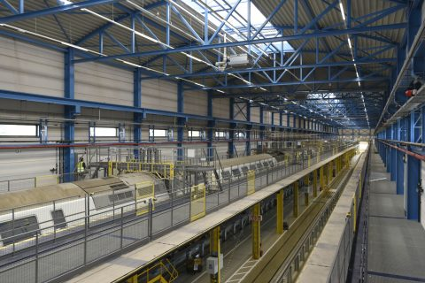 Workplace Hasselt NMBS