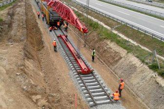 railways in Serbia