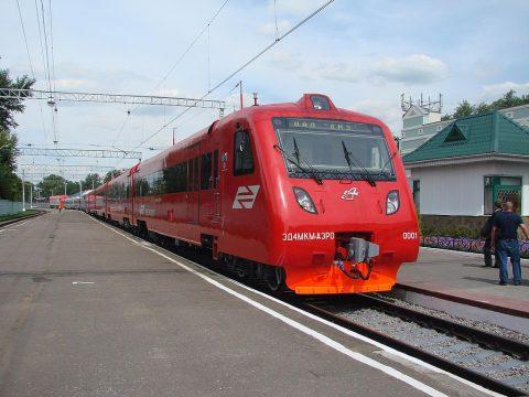 Rizhskiy rail terminal. Source: Boleslav1 via WikiMedia