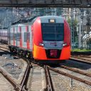 Lastochka train of Russian Railways, source: Russian Railways (RZD)