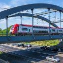 Alstom CFL Class 2200 double-decker train, source: Wikipedia