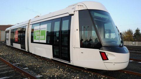 Alstom Citadis X05 tram, source: Alstom