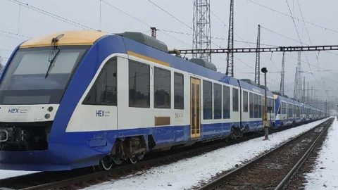 Alstom Lint trains for Leo Express, source: Leo Express