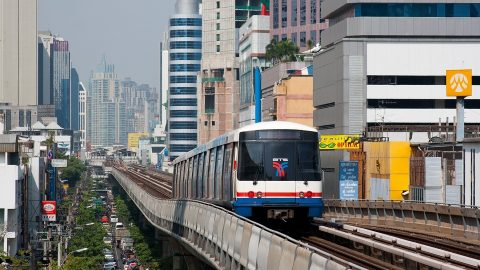 Bangkok Skytrain, source: Wikipedia